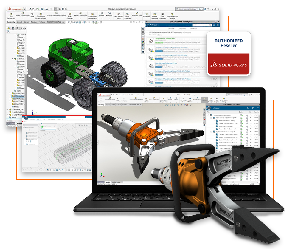 UseCASE - SOLIDWORKS Authorized Reseller
