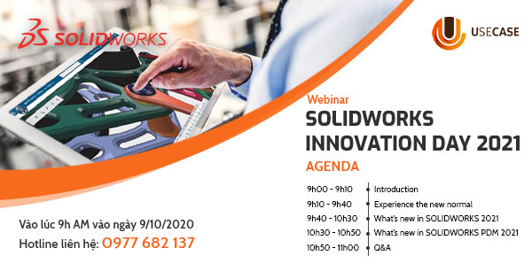 Webinar: SOLIDWORKS INNOVATION DAY 2021